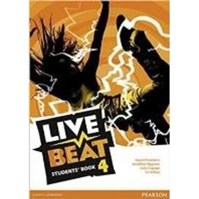Live Beat 4 - Students' Book