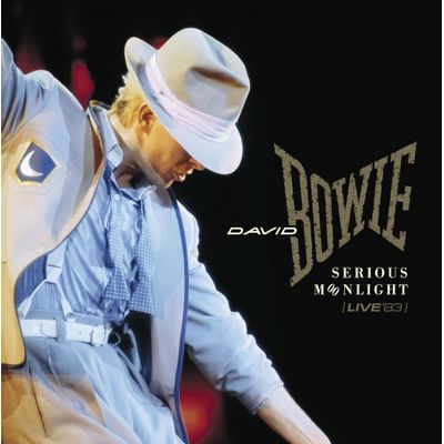 David Bowie - Serious Moolight - 2 CDs