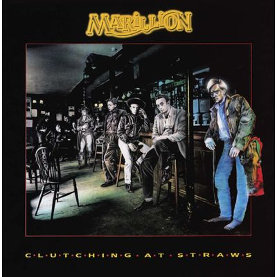 Marillion - Clutching At Straw