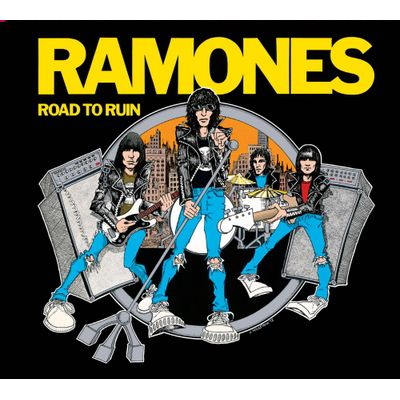 Ramones - Road To Ruin (Remastered) - Digifile