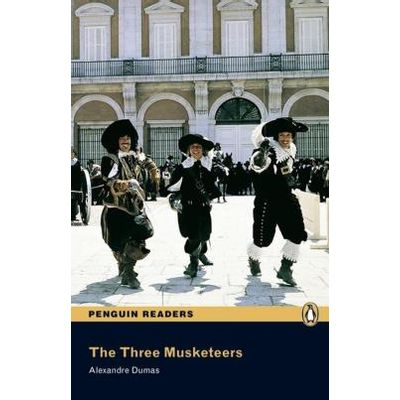 Three Musketeers Book - Level 2 - MP3 Pack