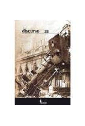 Revista Discurso Nº 38 - Filosofia Usp - Vários Autores | Hoshan.org