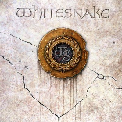 CD WHITESNAKE - 1987 - 30TH ANNIVERSARY REMASTER