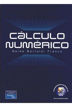 Cálculo Numérico - Franco,Neide Maria Bertoldi pdf epub