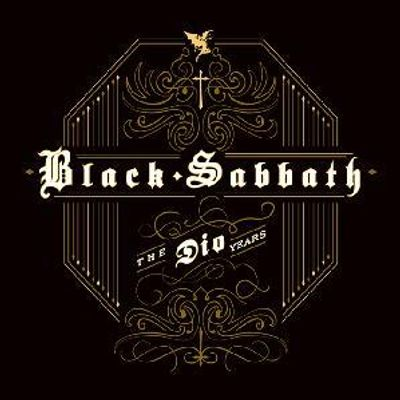 CD BLACK SABBATH - THE DIO YEARS