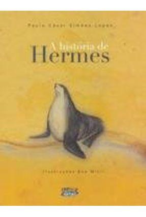 A História de Hermes - Lopes,Paulo César Simões pdf epub