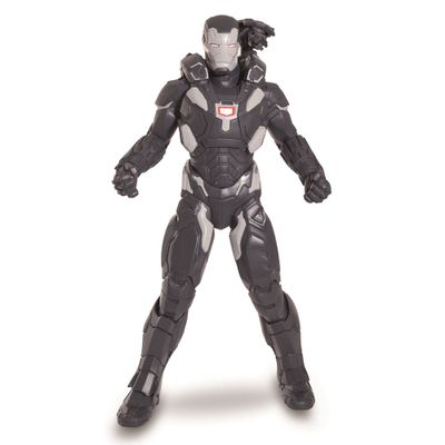 Boneco Articulado - 50 Cm - Revolution - Disney - Marvel - War Machine - Mimo