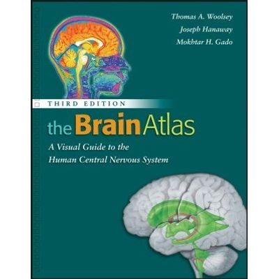 The Brain Atlas - A Visual Guide to the Human Central Nervous System