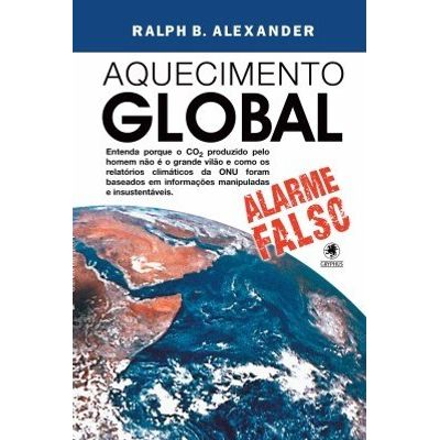 Aquecimento Global - alarme falso