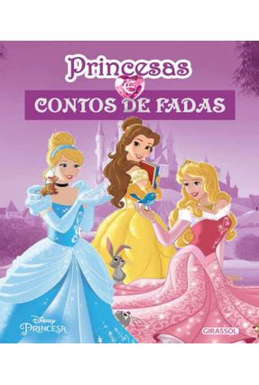 Disney Princesas E Contos De Fadas - Disney pdf epub