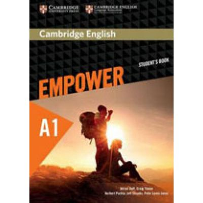 Cambridge English Empower Starter - Student's Book