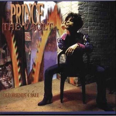 CD PRINCE - THE VAULT OLD FRIENDS 4 SALE