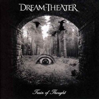 CD DREAM THEATER - TRAIN OF THOUGHT - 2003