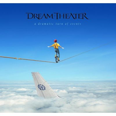 CD - DREAM THEATER - A DRAMATIC TURN EVENTS