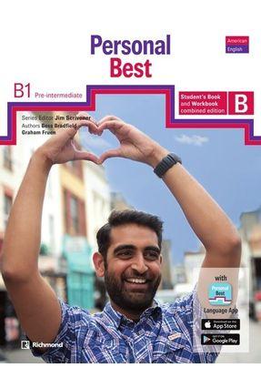 Personal Best B1 Sb Split Ed B - American English - Alastair Lane Jim Scrivener BESS BRADFIELD   Nisrs.org