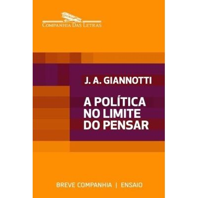 A política no limite do pensar