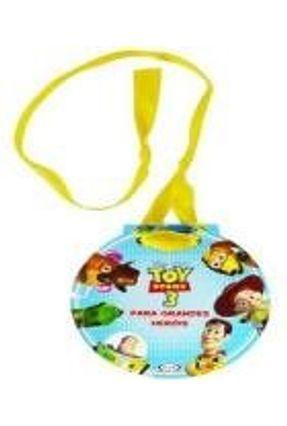 Toy Story 3 - Para Grandes Heróis - Disney - V & R Editoras   Nisrs.org