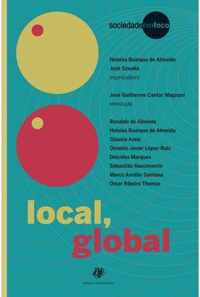 Local, Global - Hollanda,Heloisa Buarque de | Hoshan.org