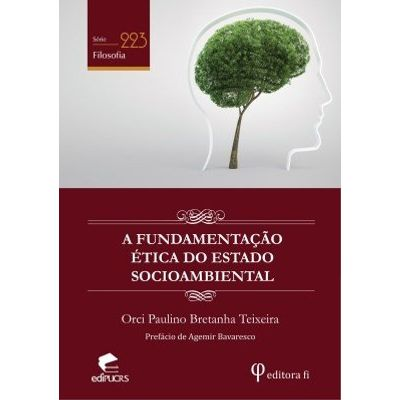 A fundamentação ética do estado socioambiental