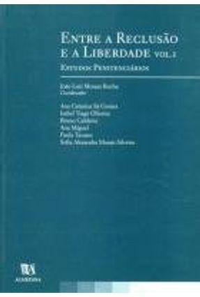Entre A Reclusão e A Liberdade (Estudos Penitenciários) Vol. I - Rocha,João Luís Moraes pdf epub