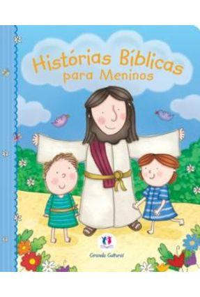 Histórias Bíblicas Para Meninos - Editora Ciranda Cultural pdf epub