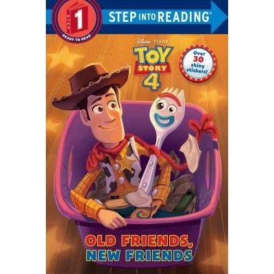 Old Friends, New Friends (Disney/Pixar Toy Story 4)