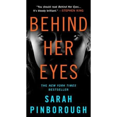 Behind Her Eyes - A Suspenseful Psychological Thriller