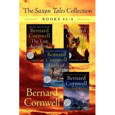 The Saxon Tales Collection: Books #1-4