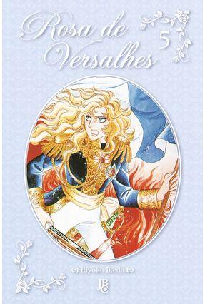 Rosa De Versalhes- Volume 5 - Ikeda,Riyoko pdf epub