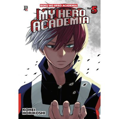 My Hero Academia - Boku No Hero - Vol. 5