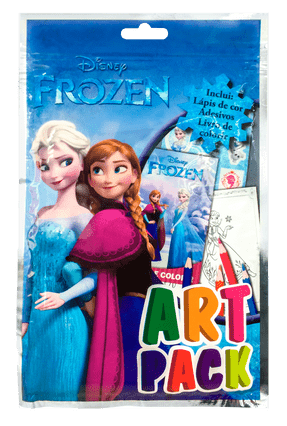 Art Pack - Disney Frozen - Disney pdf epub