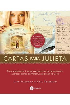 Cartas Para Julieta - Friedman,Lise   Hoshan.org