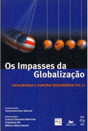 Os Impasses da Globalização - Santos,Theotonio dos pdf epub