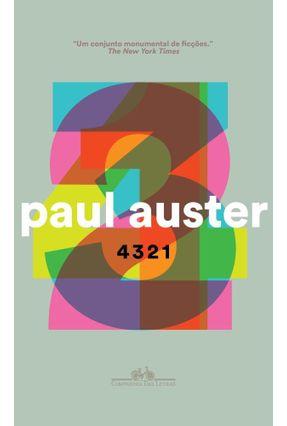 4 3 2 1 - Auster,Paul | Hoshan.org