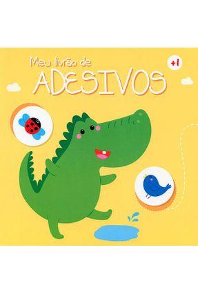 Meu Livrão De Adesivos +1 - YOYO BOOKS pdf epub