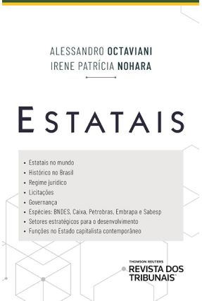 Estatais - Revista dos Tribunais | Hoshan.org