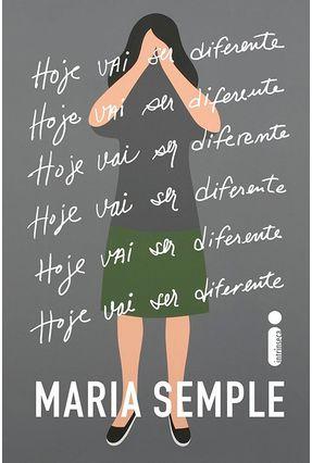 Hoje Vai Ser Diferente - Semple,Maria | Tagrny.org