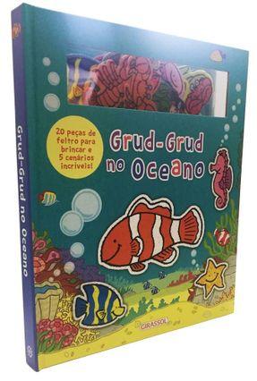 Jeito Diferente De Aprender! - Grud-Grud No Oceano - Alves,Mônica | Nisrs.org