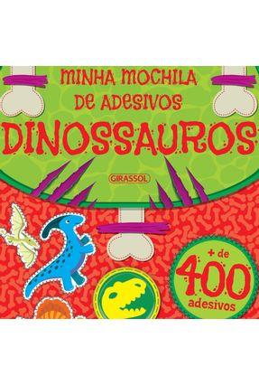 Minha Mochila De Adesivos - Dinossauros - Hulme,Kerry-Ann pdf epub