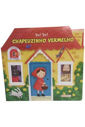 Casinha De Contos - Chapeuzinho Vermelho - BookWorks pdf epub