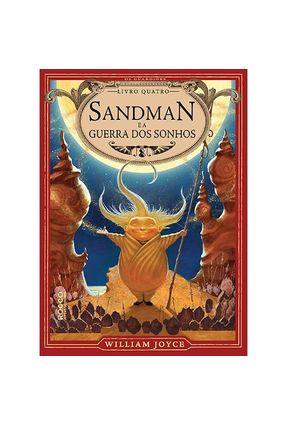 Sandman e A Guerra Dos Sonhos - Livro Quatro - Joyce,Willian | Hoshan.org