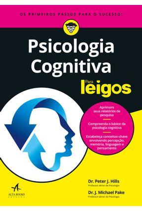 Psicologia Cognitiva - Hills,Peter J. | Tagrny.org