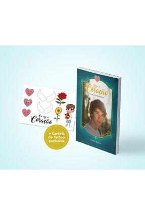 Siga O Coração - O Guia do Amor Infinito - Acompanha Cartela De Tattoo Exclusiva - Mafra,Erick | Hoshan.org