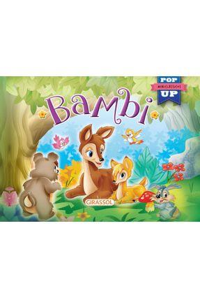 Miniclássicos Pop - Up Bambi - Eq. Susaeta | Nisrs.org