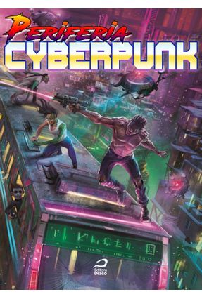 Periferia Cyberpunk - Marinho,Airton Wanke,Guilherme | Hoshan.org