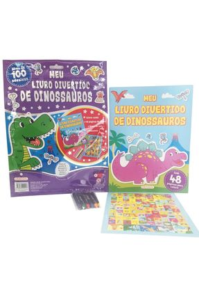Meu Livro Divertido De Dinossauros - Igloo Books pdf epub