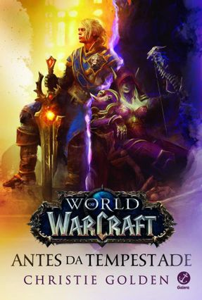 World Of Warcraft: Antes Da Tempestade - Golden,Christie pdf epub