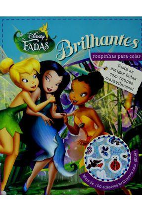 Fadas - Brilhantes - Col. Roupinhas Para Colar - Disney pdf epub
