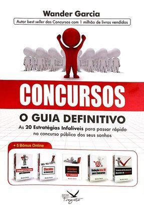 Concursos - o Guia Definitivo - Garcia,Wander pdf epub