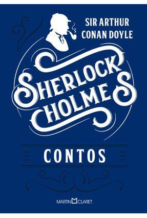 Sherlock Homes - Contos - Doyle,Arthur Conan   Tagrny.org